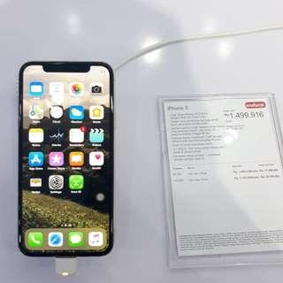 Kredit Iphone X Tanpa Cc proses 3 menit