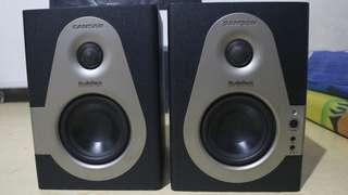 Speaker Samson Studiodock 4i home recording