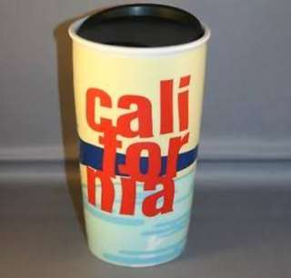 Starbucks Tumbler California