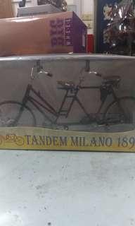 鐵製迷你腳踏車雙人