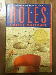 Holes Award Winning Novel