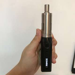 IPV D3 electronic vape kit with joyetech delta tank, coils and battery