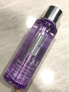 Clinique Take The Day Off Makeup Remover for lids, lashes and lips 200ml