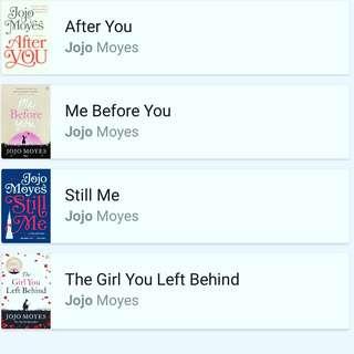Ebook Jojo Mayes Collections