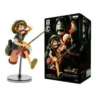 One Piece figure Colosseum Monkey D. Lufy