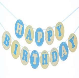 Happy Birthday Bunting
