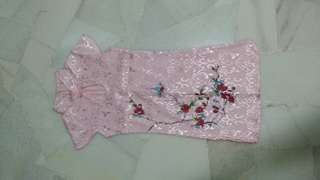 Traditional costume condition 8/10 (30cm width, 64cm length)