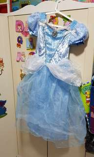 Costume - Cinderella (with working lights)