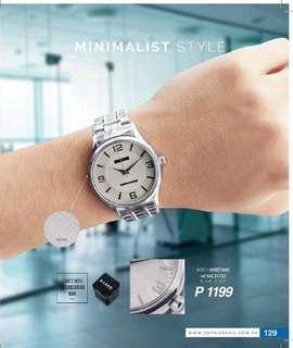 Men's watch of Sophie Paris