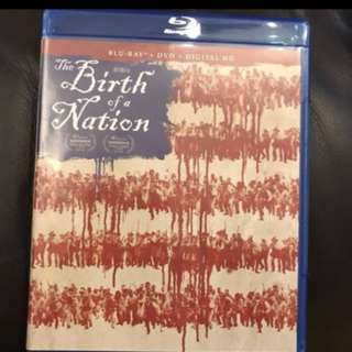 (CHEAPEST) Birth of a Nation Blu-ray