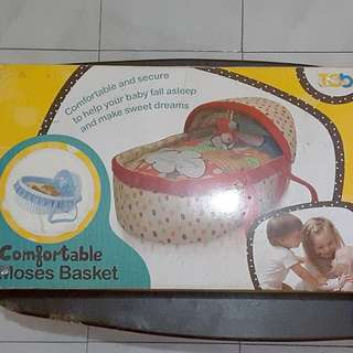 Comfortable Moses Basket