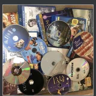 (DVD disc) REGION 1 DVD $4 each!
