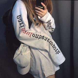 ulzzang /tumblr cute long sleeve 🌻