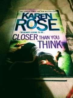 Karen Rose Crime Fiction Bundle (Baltimore Series)