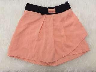 Hotpants skirt