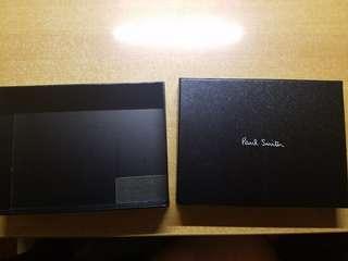 Paul Smith passport holder 空盒