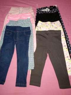 Leggings (cotton)
