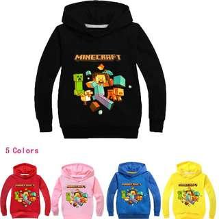 PO Minecraft Sweater