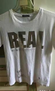五月天StayReal八週年T恤