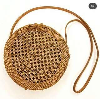 Rattan Bag (pre order)