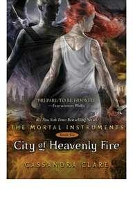 Mortal Instrument : City Of Heavenly Fire