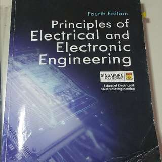 Principles of Electrical and Electronic Engineering (PEEE)
