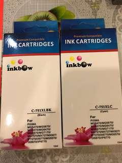Printer ink Canon