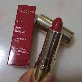 Clarins Joli Rogue Moisturising long-wear Lipstick