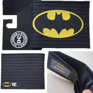 DC Comics Batman Black Wallet