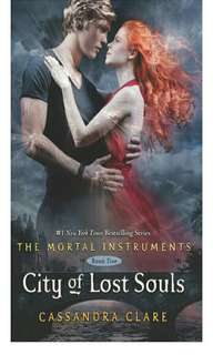 Mortal Instrument : City Of Lost Souls