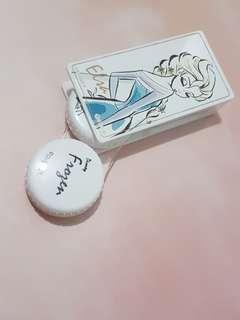 Elsa con盒