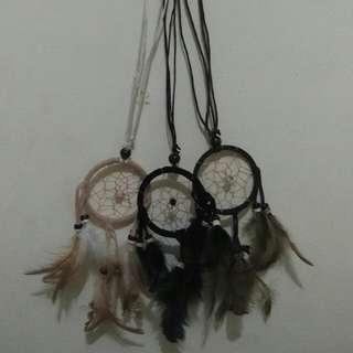 Dream catcher | bisa dipakai untuk kalung atau hiasan