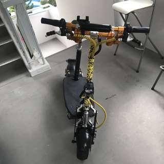 Evo Scooter 52v 20ah 1600w