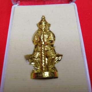 Taowesuwan Lp Thong (Lp Koon disciple)