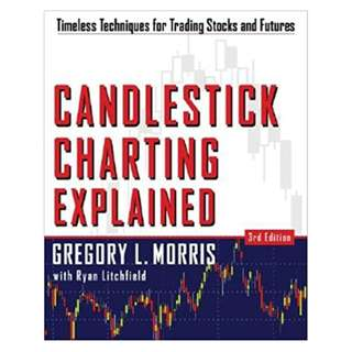 Candlestick Charting Explained:Timeless Techniques for Trading Stocks and Futures: Timeless Techniques for Trading stocks and Sutures 3rd Edition by Gregory L. Morris  (Author)