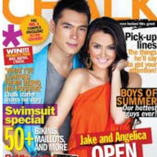 Chalk magazine April 2009