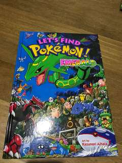 Let's find pokemon emerald