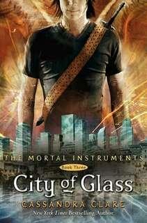 Mortal Instrument : City Of Glass