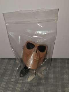 1/6 Scale Skull Mask