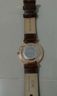 New Daniel Wellington watch