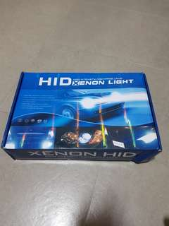 Xenon HID light (H4) kit