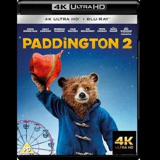 [Rent-A-4K-Movie] PADDINGTON 2 (2017)