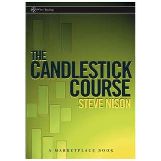 The Candlestick Course (A Marketplace Book) Kindle Edition by Steve Nison  (Author)