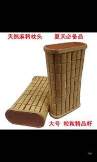 竹 枕頭 清涼 保健 bamboo pillow