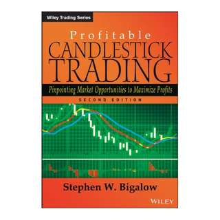 Profitable Candlestick Trading: Pinpointing Market Opportunities to Maximize Profits (Wiley Trading) Kindle Edition by Stephen W. Bigalow (Author)