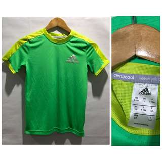 Adidas Two Tone ClimaCool Shirt