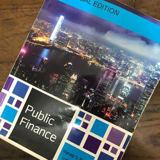 Public Finance 10th edition textbook
