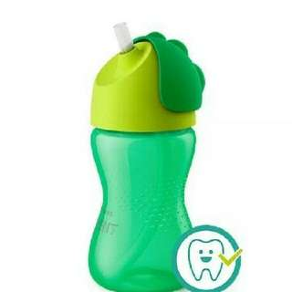 Avent Straw Cup 10oz. (Green)