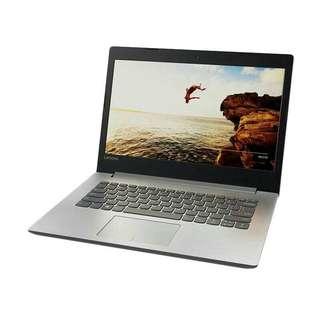 Free 1x Angsuran Laptop Lenovo Ideapad 320 kredit