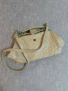 Nude Small Bag